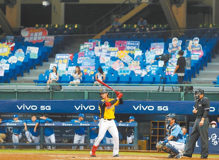 中職「超前部署」並非沒有風險,加上南韓職棒相互較勁,後續發展有待觀察。(本報資料照片)
