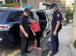 外出購物迷途記 警助走失老婦返家