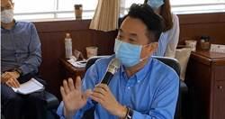 民眾黨提新增臨停紅虛線 魯明哲打臉指曾被否決