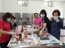 台南地區農會配合捐血 義賣家政品所得捐美善基金會