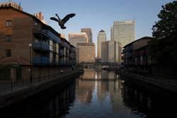 疫情重傷經濟 英國央行:今年GDP恐萎縮14%