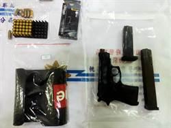 八德警破獲槍毒 起出改造槍枝及毒品