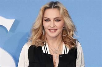 瑪丹娜認了感染新冠肺炎 7周前就有症狀「同台表演者全生病」
