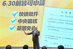《經濟》紓困申請之亂 蘇貞昌致歉、簡化手續