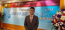 《興櫃股》矽創小金雞 興櫃股王昇佳6月掛牌