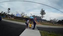 5歲童竹南獅山公園失散 警方助尋親人