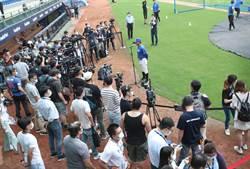 中職》20家外媒採訪!媒體陣仗比國際賽更大
