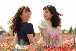 讓愛飛躍在花田 開放式康乃馨花海傳遞無邊無盡愛媽媽...