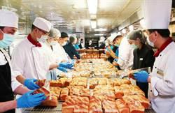 香格里拉台南遠東國際大飯店 賣麵包業績突圍