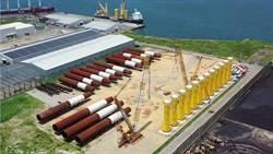 比利時商將在台中港開啟海能風場水下基礎建置工作