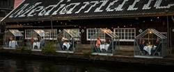 荷蘭餐廳想新招讓客人吃的安心又開心