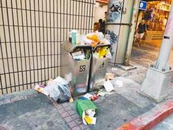 北市垃圾桶 未來剩千座