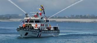 海巡新造100噸艇返航巡弋 鎮守東部海岸