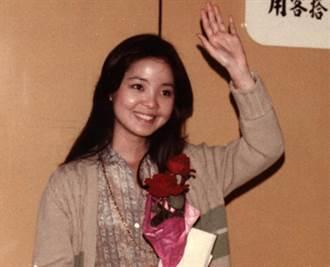 鄧麗君逝世25周年....羅智強透露2件事?