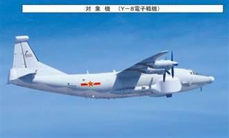 共機上午進入台灣西南空域 我戰機升空廣播驅離