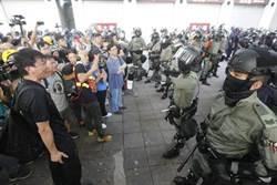 陸駐港公署:香港本地一些洋奴敗類  勾結外國勢力插手香港