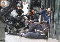 香港警隊嘉獎名單外洩 勇武派揚言「當暗殺名單」