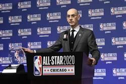 NBA》席爾佛6月宣布 7月奧蘭多迪士尼復賽