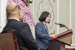 未總辭 先續任 蔡蘇創憲政首例