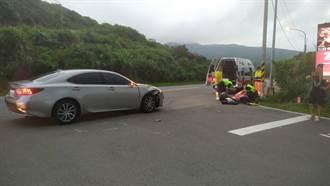 21歲軍人開凌志 濱海公路撞重機男女 後座女乘客噴飛亡 身分曝光竟是…