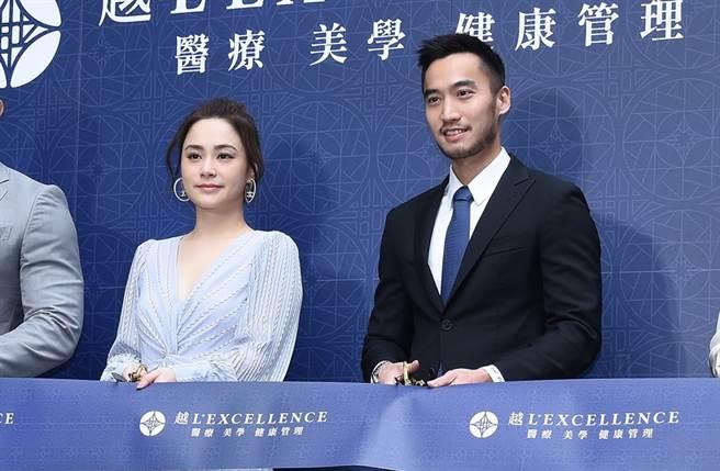 阿嬌、賴弘國結婚不滿2年閃離。(圖/達志影像)