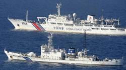 大陸海警船進入釣魚台海域 日本表示抗議