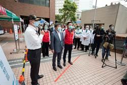 竹市5醫院組防疫作戰聯盟 團結分工有效抗疫