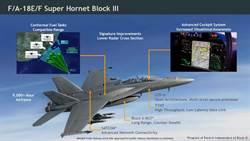 搶先看F/A-18E-block3 原型機