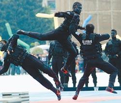 夜鷹特勤隊 代訓中東反恐部隊