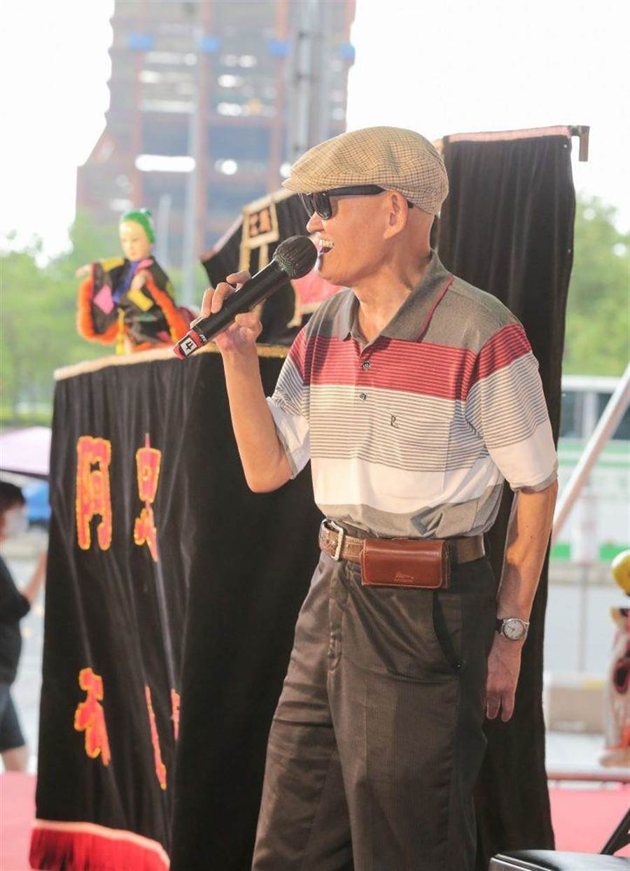 李炳輝受疫情影響,6月前工作全取消。(盧禕祺攝)