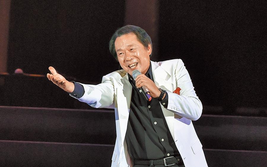 資深藝人張魁出道50年,橫跨影視歌壇才華洋溢。(資料照片)