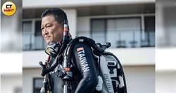 【潛進夢想1】小玩笑開契機 3星潛水教頭領身障入海圓夢