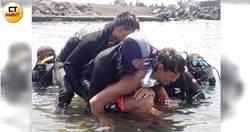 【潛進夢想2】身障潛水成本高 他不只教課是被託付生命