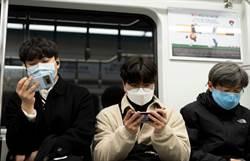 首爾規定民眾尖峰時間搭乘公共運輸必須佩戴口罩