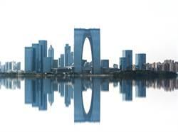 大陸地級市20強3城GDP破兆 江蘇浙江占6成