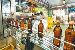 疫情趨緩 宜蘭酒廠停產酒精