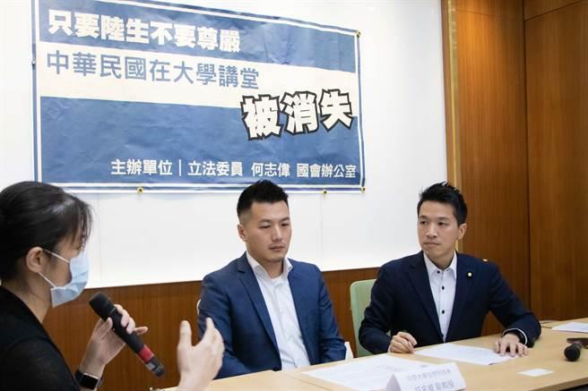 招名威指控中原大學,因他課堂上說「武漢肺炎」,自稱「中華民國的教授」被要求道歉。 (圖/本報資料照)