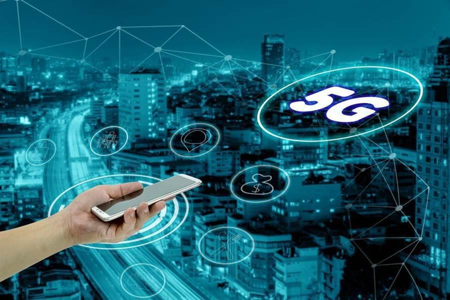 5G 在不少國家已經開通,那些國家的 5G 速度最快?(達志影像/shutterstock提供)