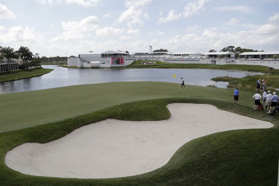 PGA準備在6月回到運動迷的生活裡,首場比賽6月中登場。(資料照/美聯社)