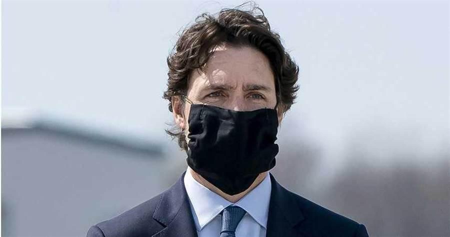 加拿大總理杜魯道(JustinPierre James Trudeau)。(圖/達志/美聯社)