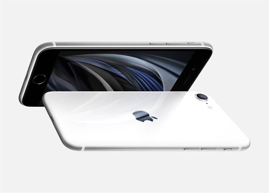 緯創已經在印度班加羅爾部門生產蘋果的低價iPhone SE機型。圖/美聯社