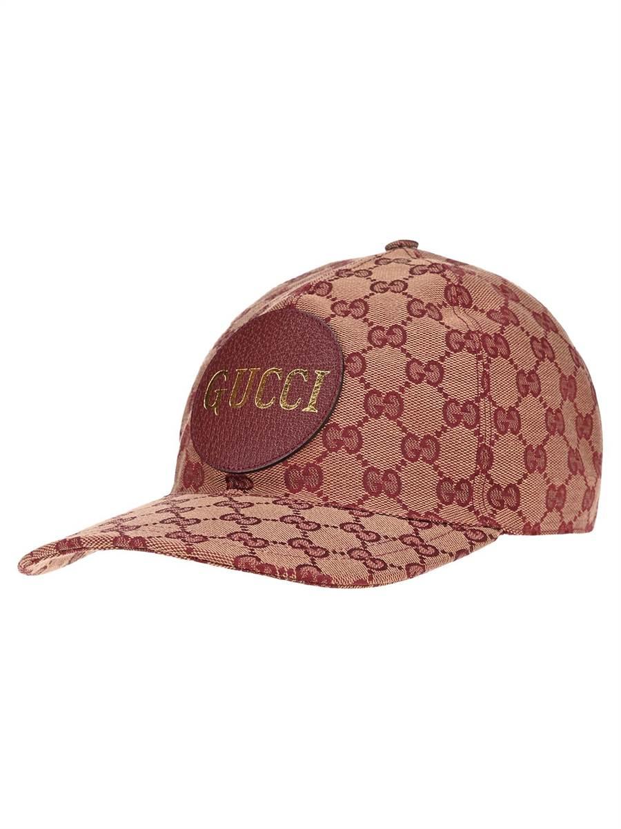 GUCCI棒球帽,1萬2500元。(GUCCI提供)