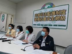 李承翰案綠委提修法  監護處分最長14年  今送程委會