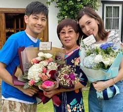 林志穎親吐愛妻宣言 「若儀是被我耽誤16年的新人」