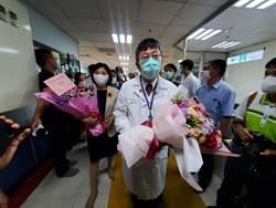 奧捷團染疫重症母女檔 女兒住院59天今成功出院