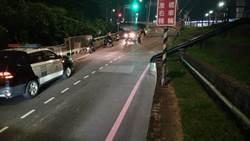 19歲大學生闖紅燈撞死72歲男  警加強取締重大違規