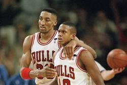 NBA》皮朋:沒喬丹的日子很美好