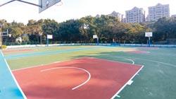 龍埔公園翻新 設施更好更多