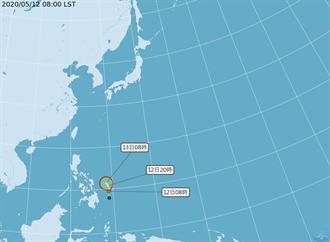 準黃蜂颱風最新4國模擬路徑 這一條影響最大