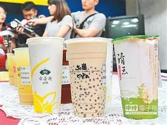 飲料杯年用量增加5億個 減塑不成恐加塑